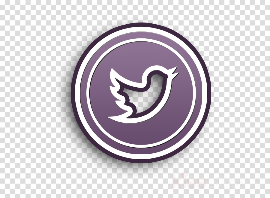 social network icon twitter icon