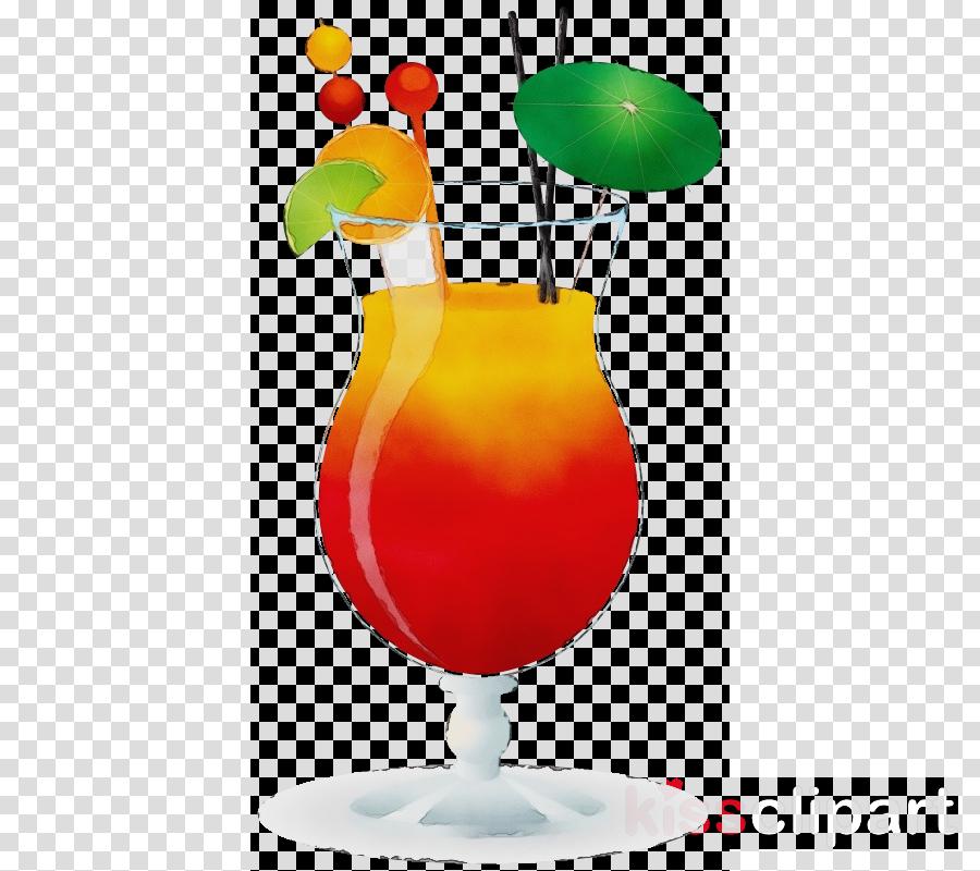 hurricane drink cocktail garnish juice cocktail