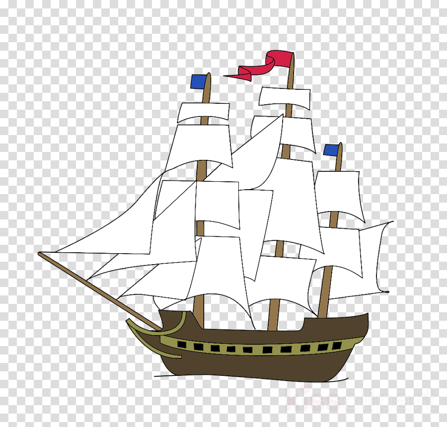 sailing ship tall ship vehicle boat full-rigged ship