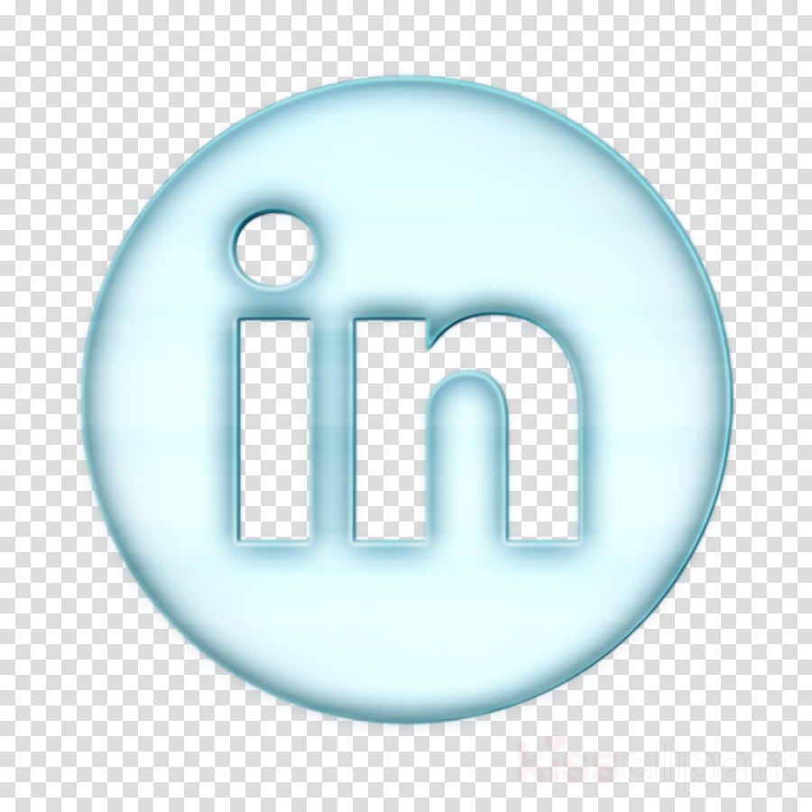 Business Icon Linkedin Icon Network Icon Clipart Text
