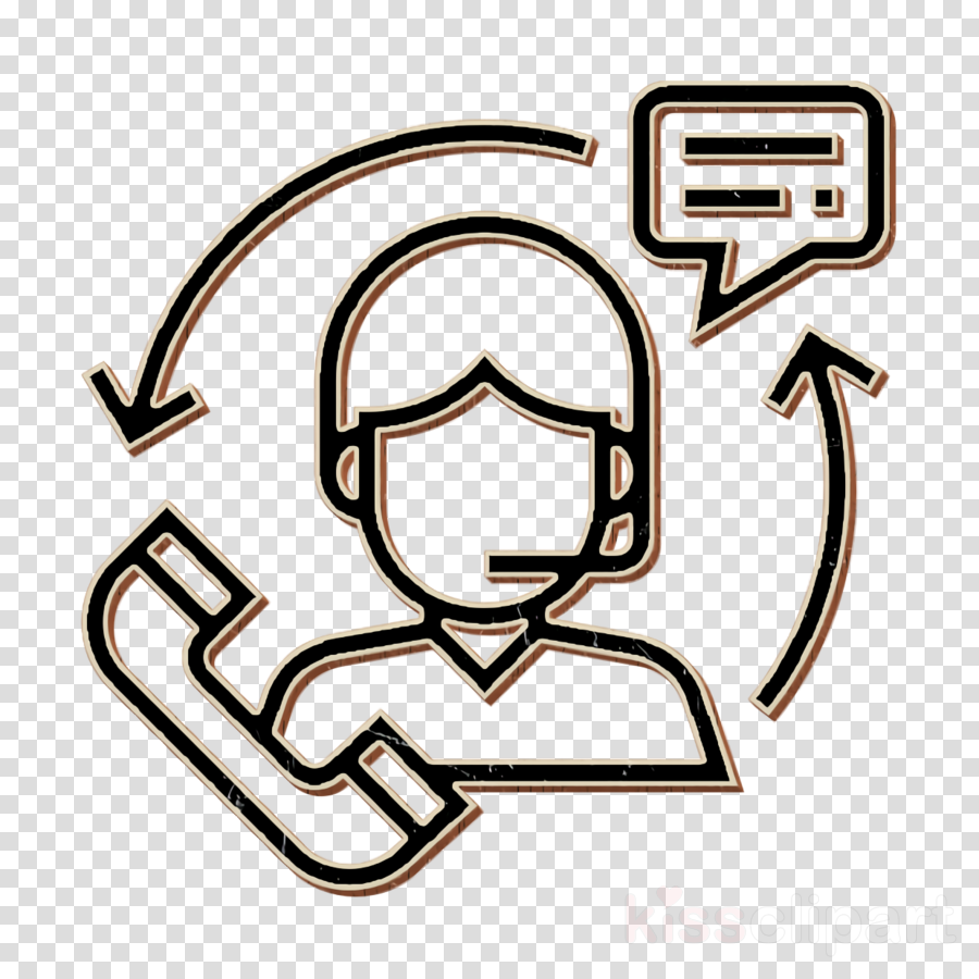 Support icon Customer service icon Black Friday icon