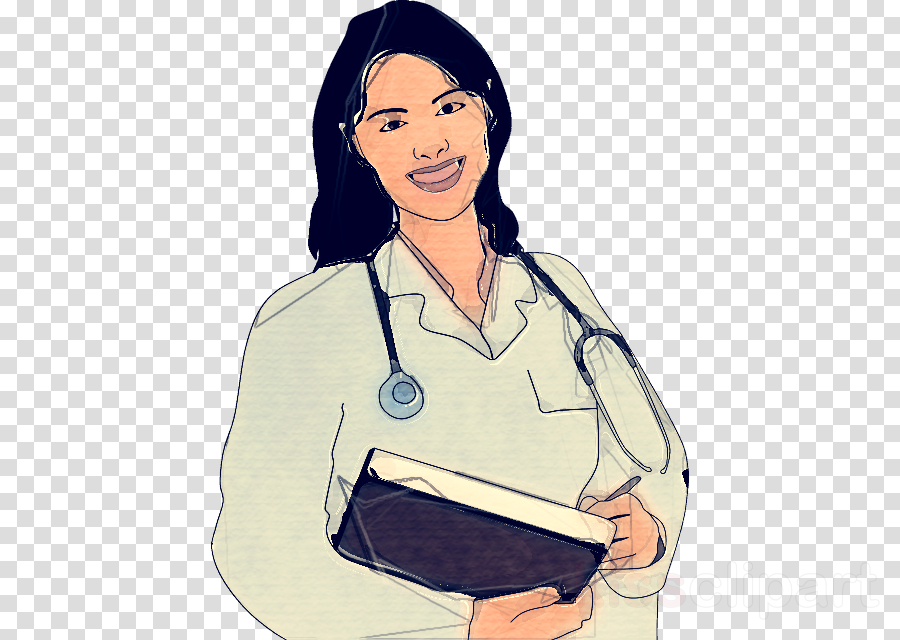 health care provider nurse medical assistant physician finger