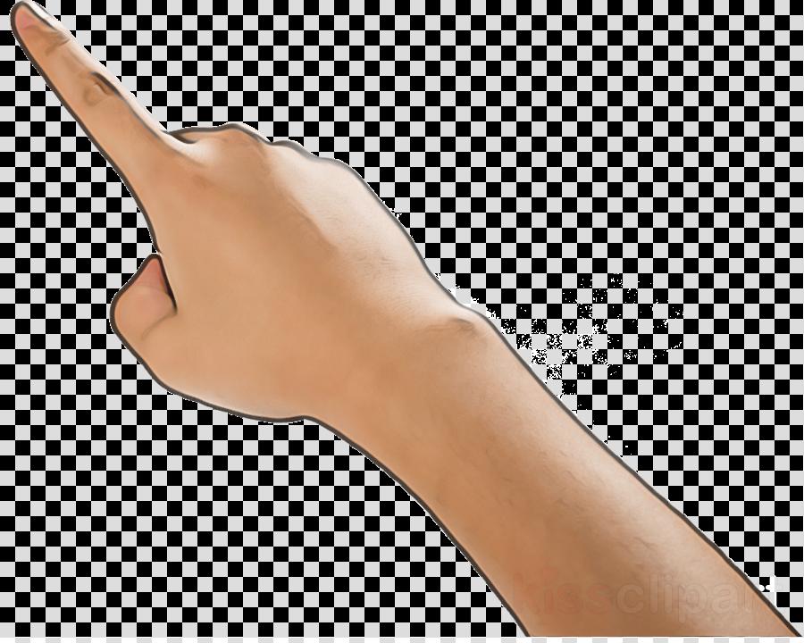 finger skin hand arm wrist