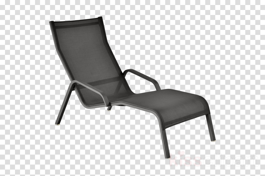 furniture chair black chaise longue outdoor furniture