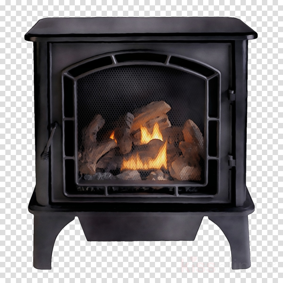 wood-burning stove hearth heat wood fireplace