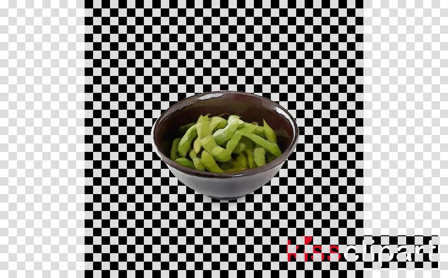 edamame food dish cuisine bowl