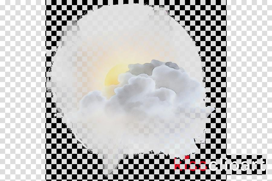 white cloud yellow sky meteorological phenomenon