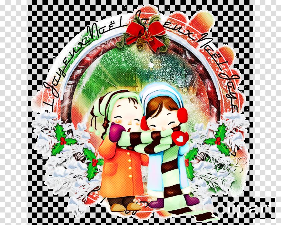 cartoon greeting clip art christmas love
