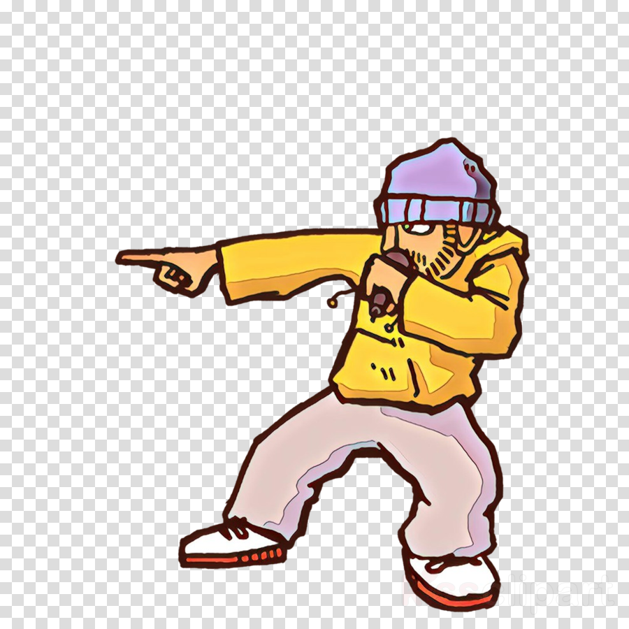 clip art yellow cartoon sports uniform solid swing+hit