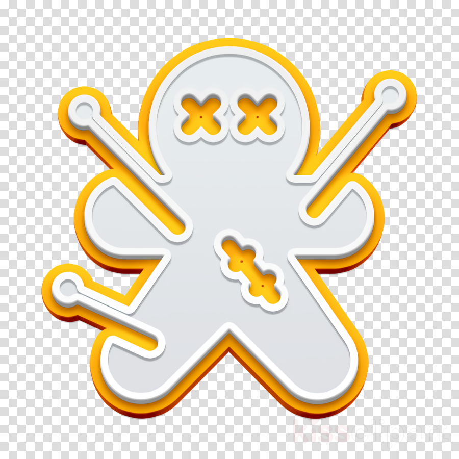 doll icon halloween icon voodoo icon