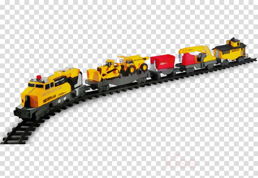 Track Transport Vehicle Toy Train Clipart Track Transport Vehicle Transparent Clip Art