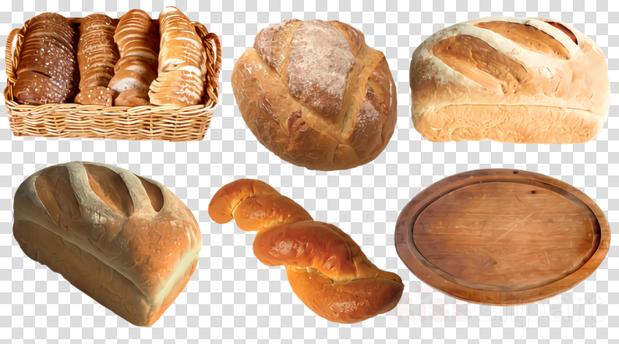 bread hard dough bread viennoiserie loaf food
