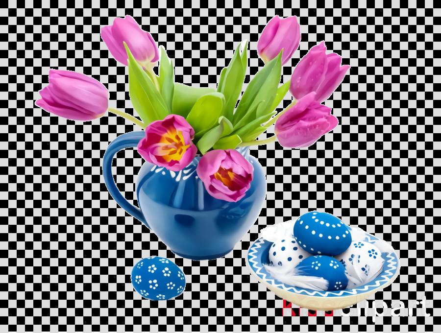 tulip flower plant flowerpot crocus