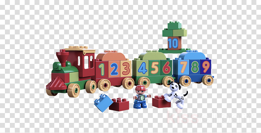 toy playset locomotive toy block train