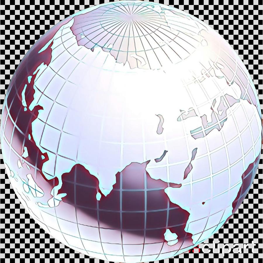 globe world earth sphere interior design