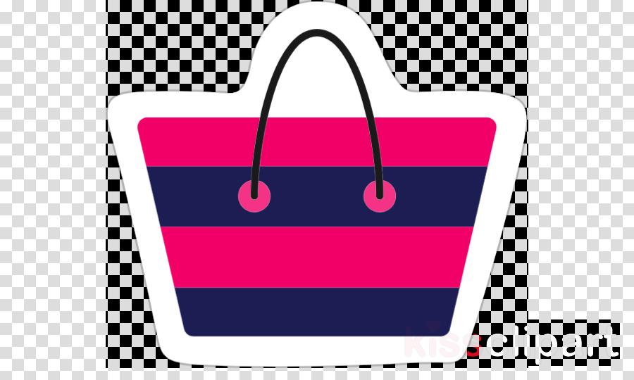 bag handbag pink magenta tote bag