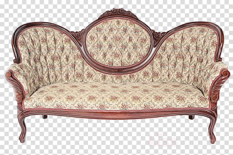 furniture loveseat brown outdoor furniture couch clipart ...