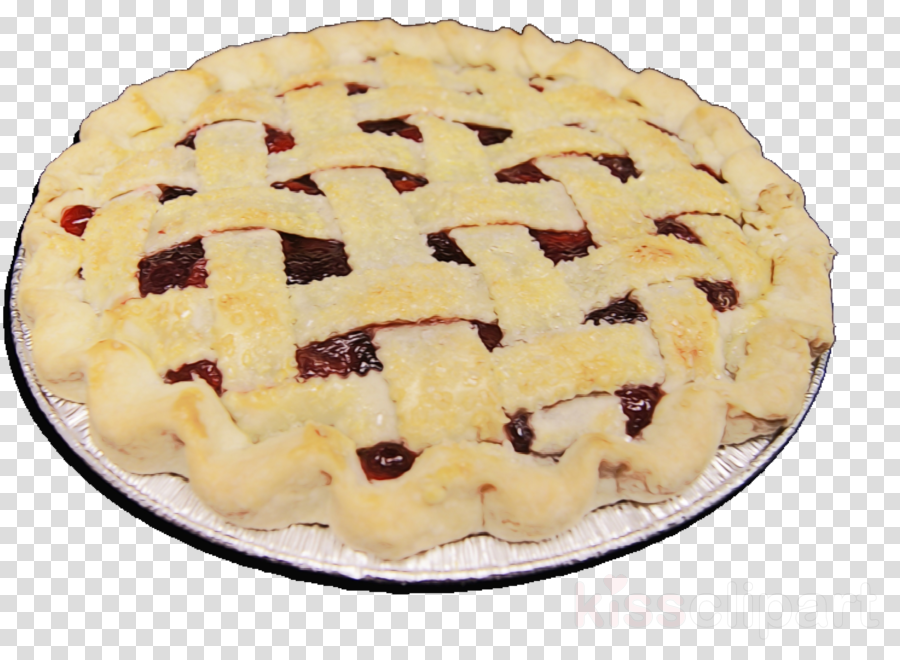 dish food cuisine cherry pie blueberry pie
