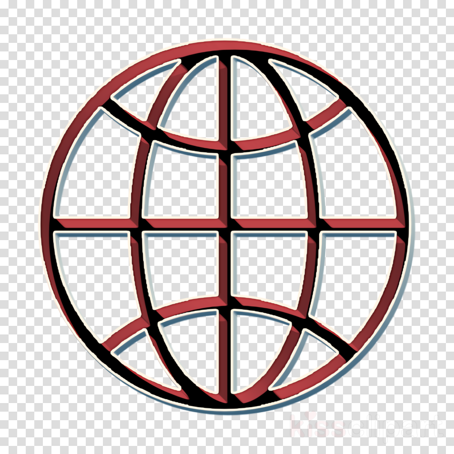Earth globe icon Earth icon SEO and Marketing icon