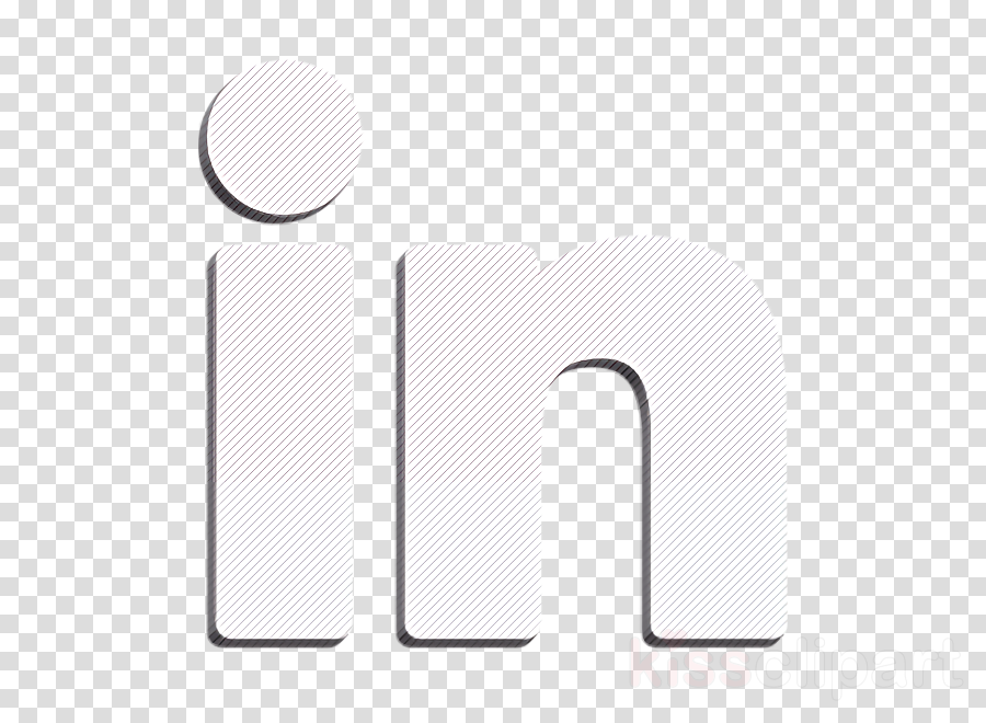 Linkedin Icon Linkedin Logo Icon Logo Icon Clipart Text