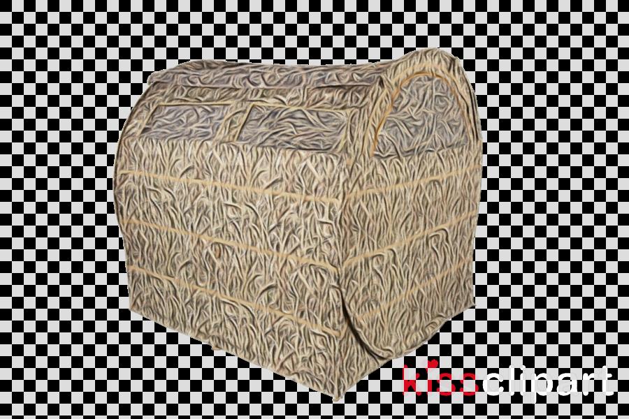 beige furniture hay wood laundry basket