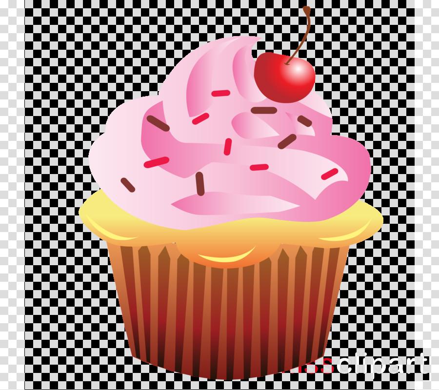 pink baking cup cupcake food dessert