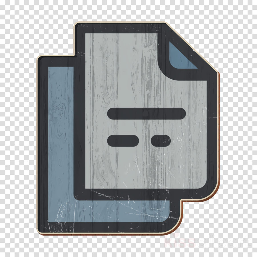 document icon general icon letter icon