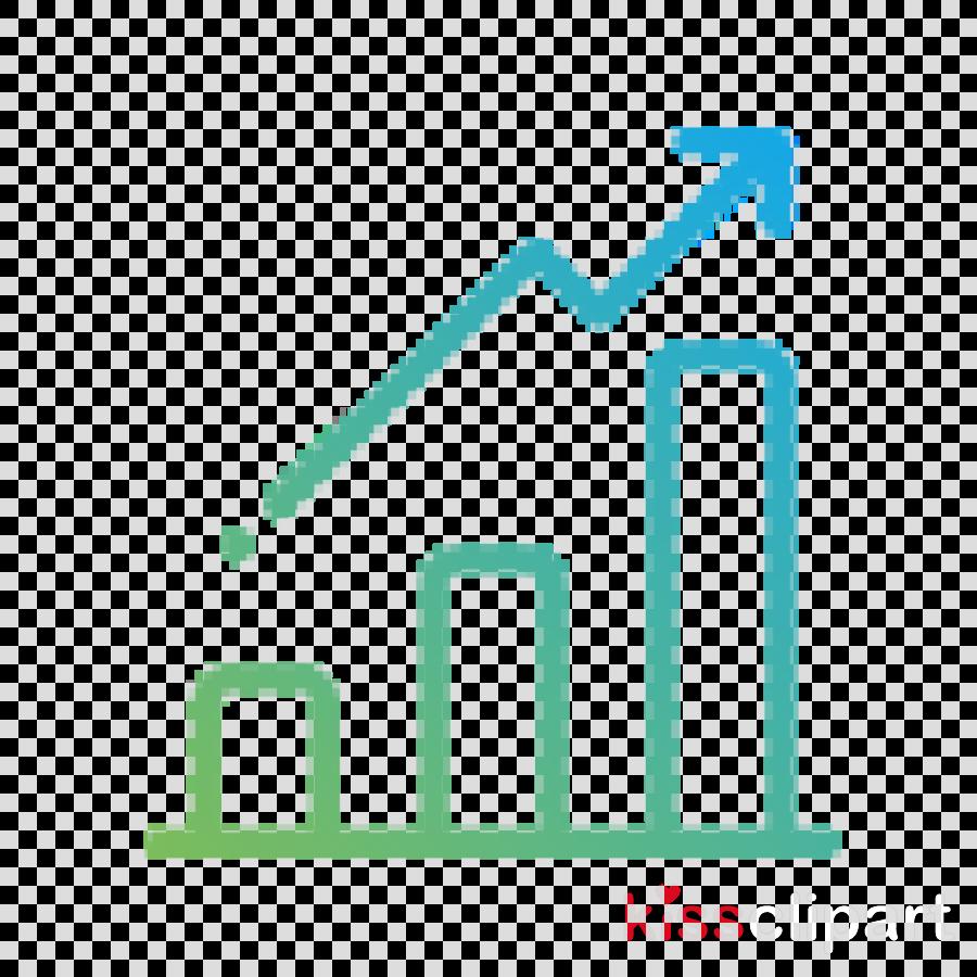 text green line logo font
