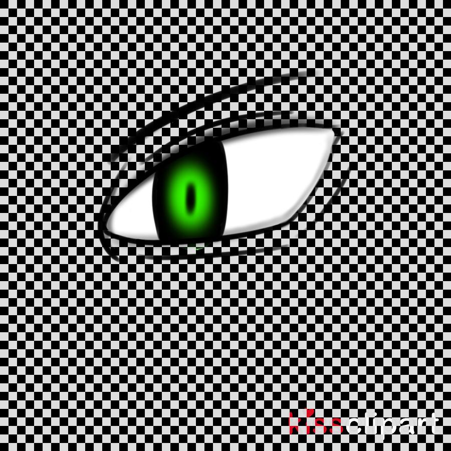 green eye logo iris close-up