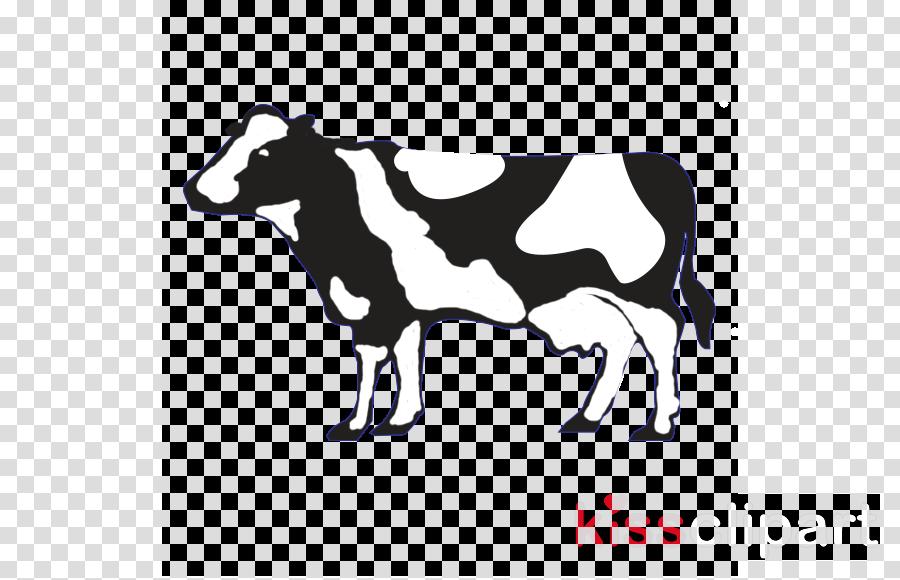 bovine clip art bull cow-goat family silhouette