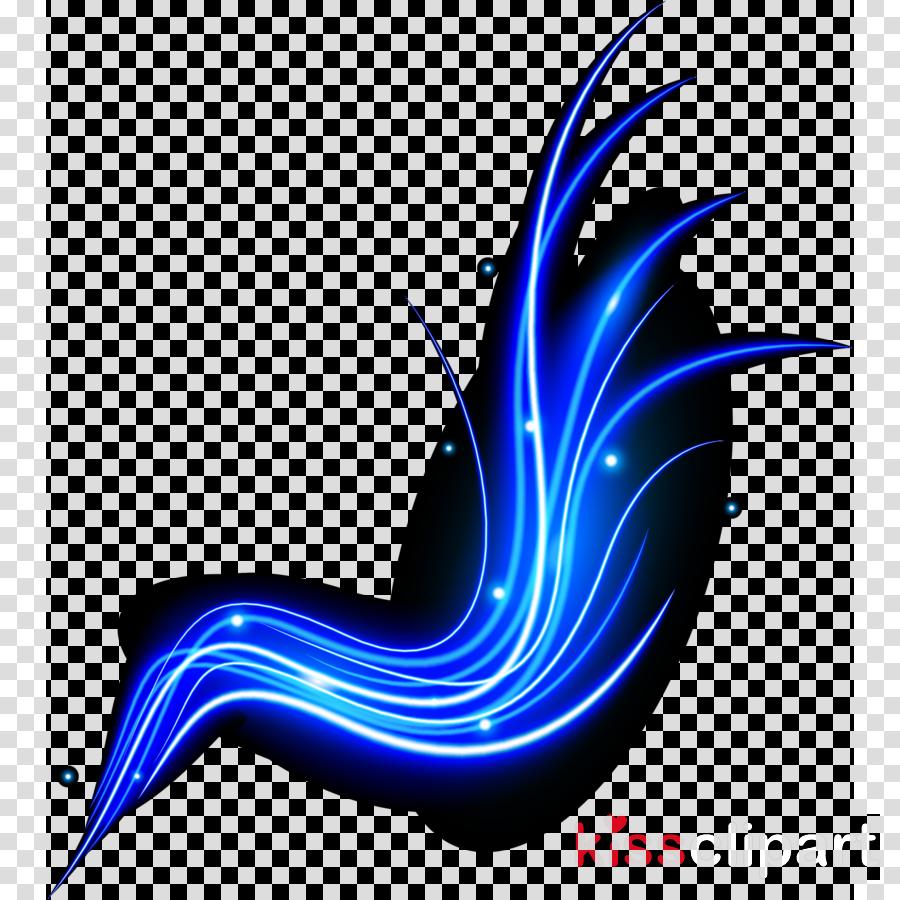 blue electric blue clip art font graphic design