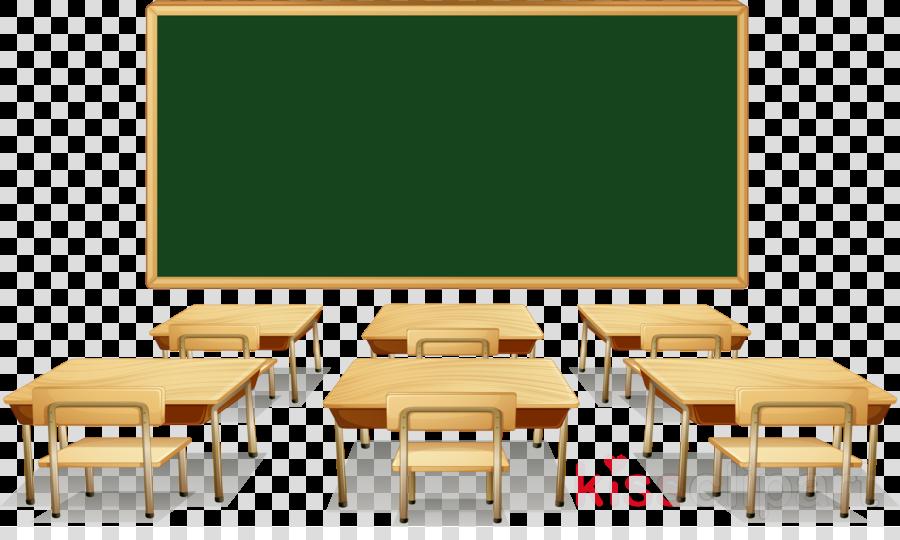 blackboard classroom table room furniture
