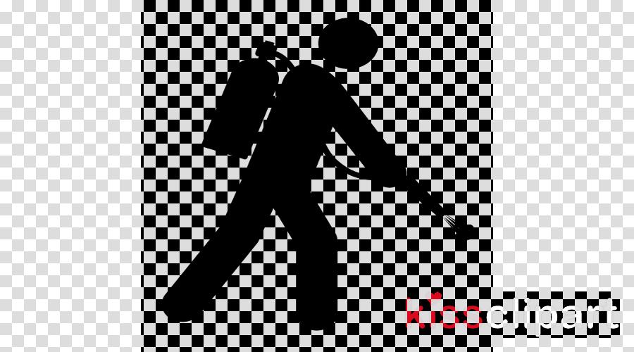 silhouette standing line baseball bat clip art