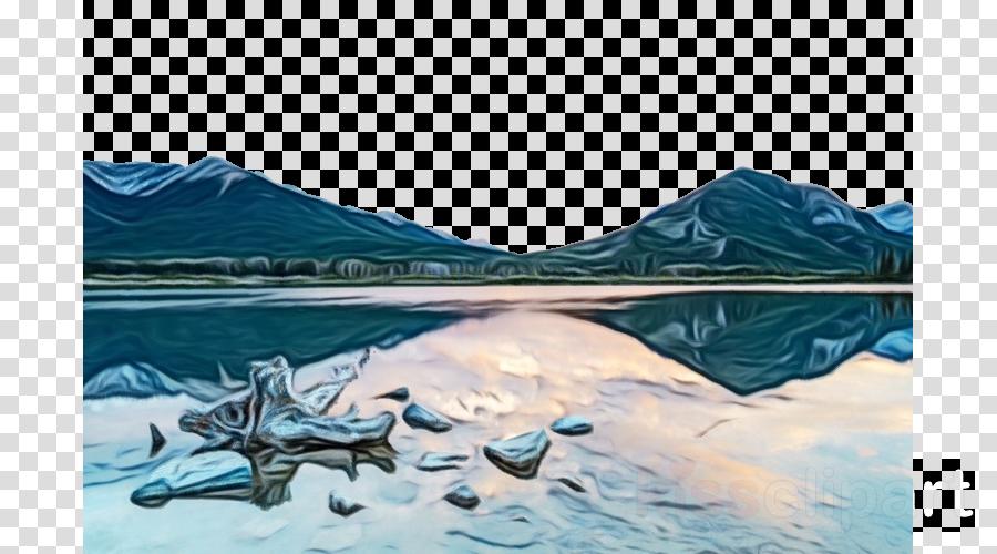 water water resources glacial lake glacier mountain range