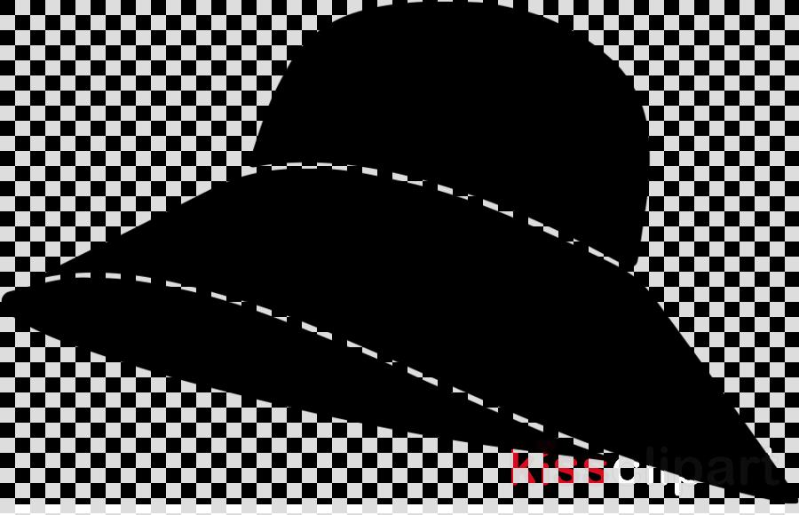 clothing black hat line headgear
