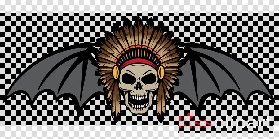 wing headgear emblem tattoo clip art