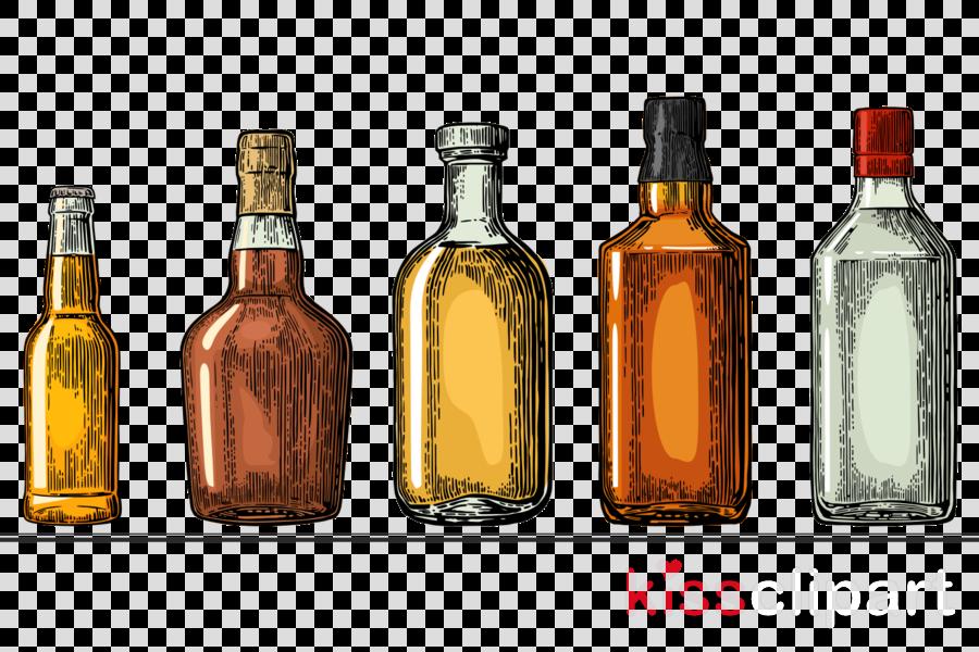 bottle glass bottle alcohol liqueur wine bottle