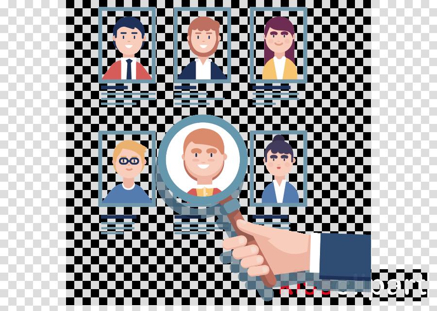 cartoon clip art job employment gesture