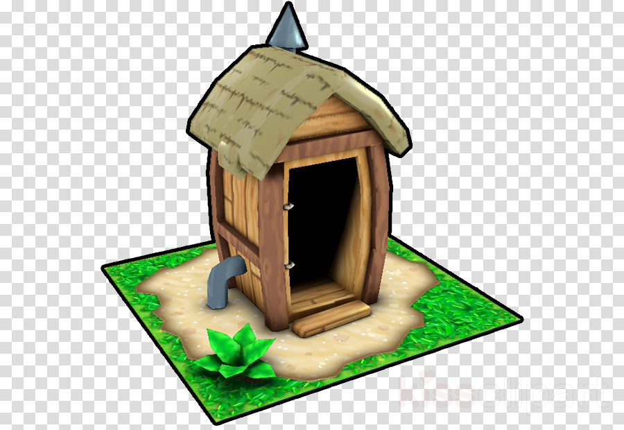 outhouse hut clip art doghouse cat furniture