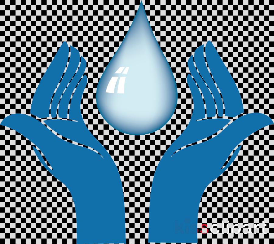 water clip art logo drop