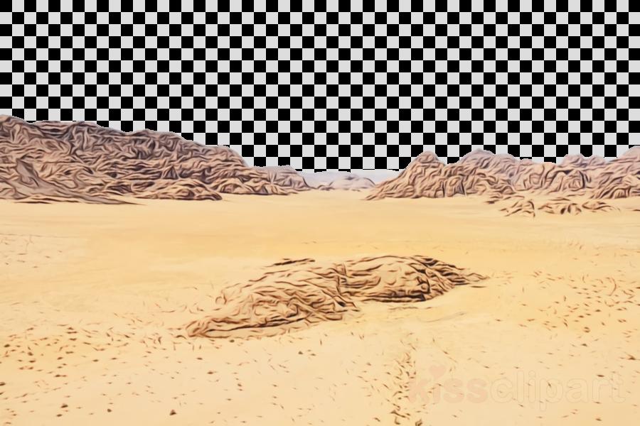 desert sand natural environment sahara aeolian landform