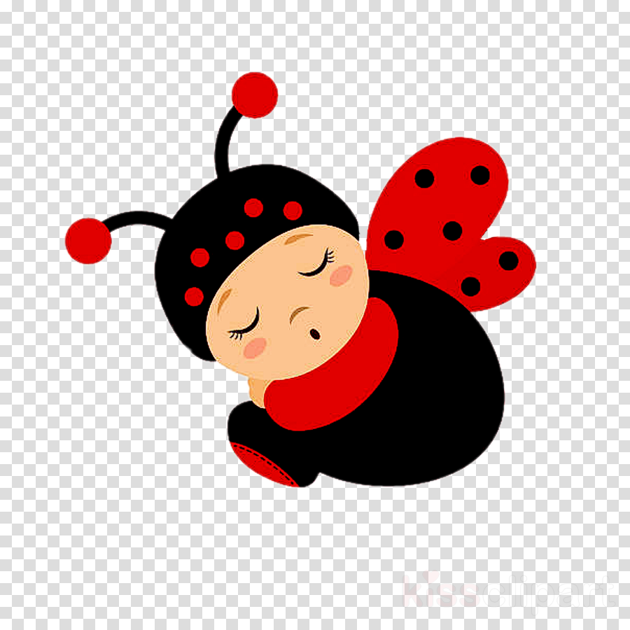 A Cartoon Ladybug ladybug clipart - ladybug, insect, cartoon, transparent clip art