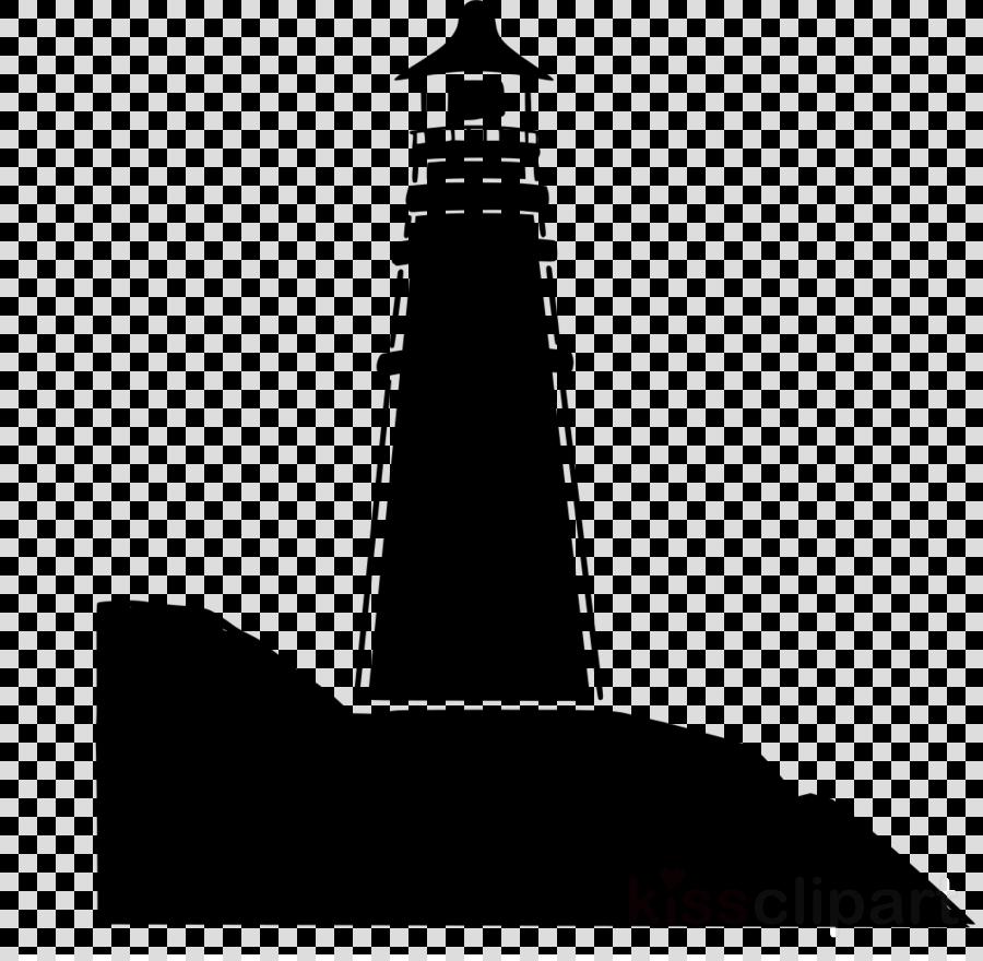 lighthouse tower landmark beacon clip art