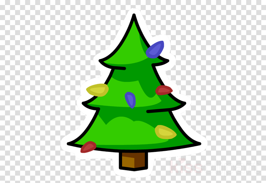 Christmas tree clipart - Christmas Tree