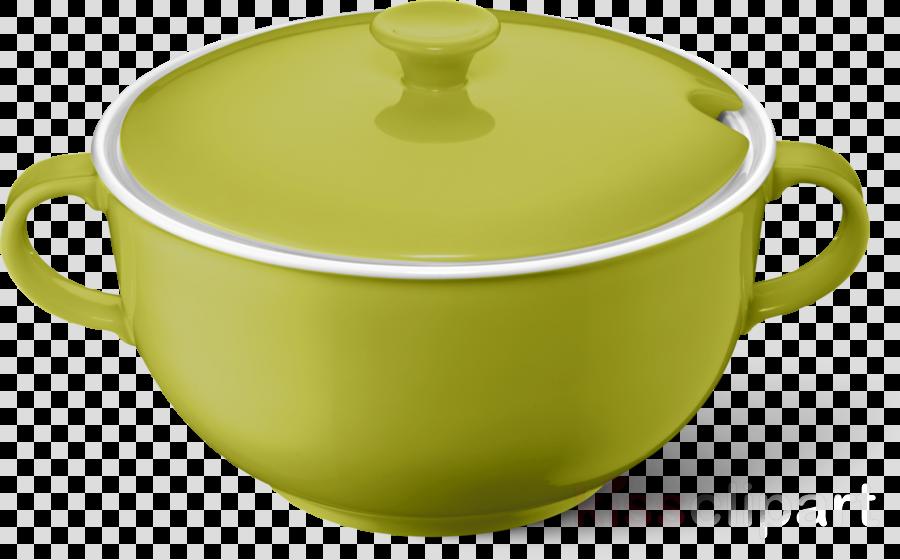 lid green yellow serveware dishware