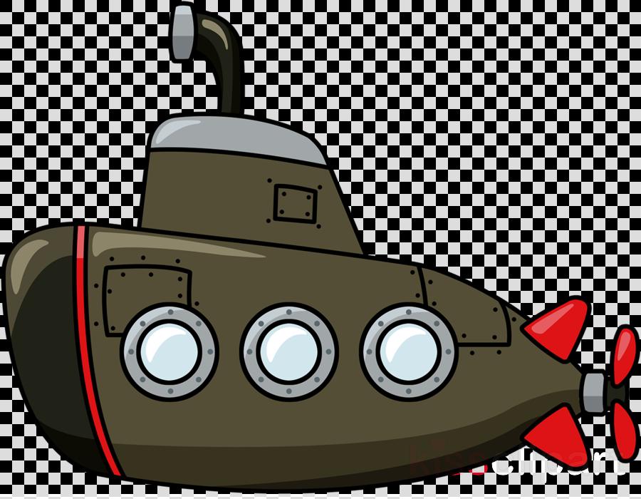 submarine vehicle cartoon clip art tank