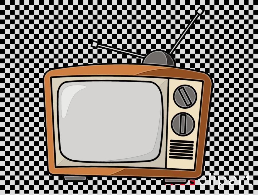 television set television media clip art analog television
