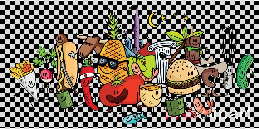 cartoon clip art food group