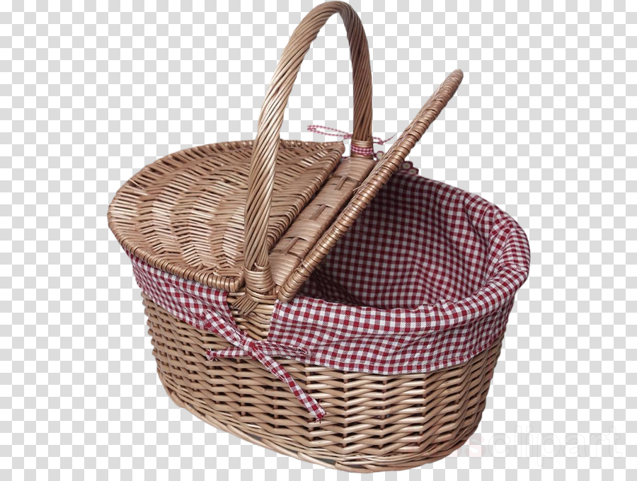 wicker basket picnic basket storage basket home accessories