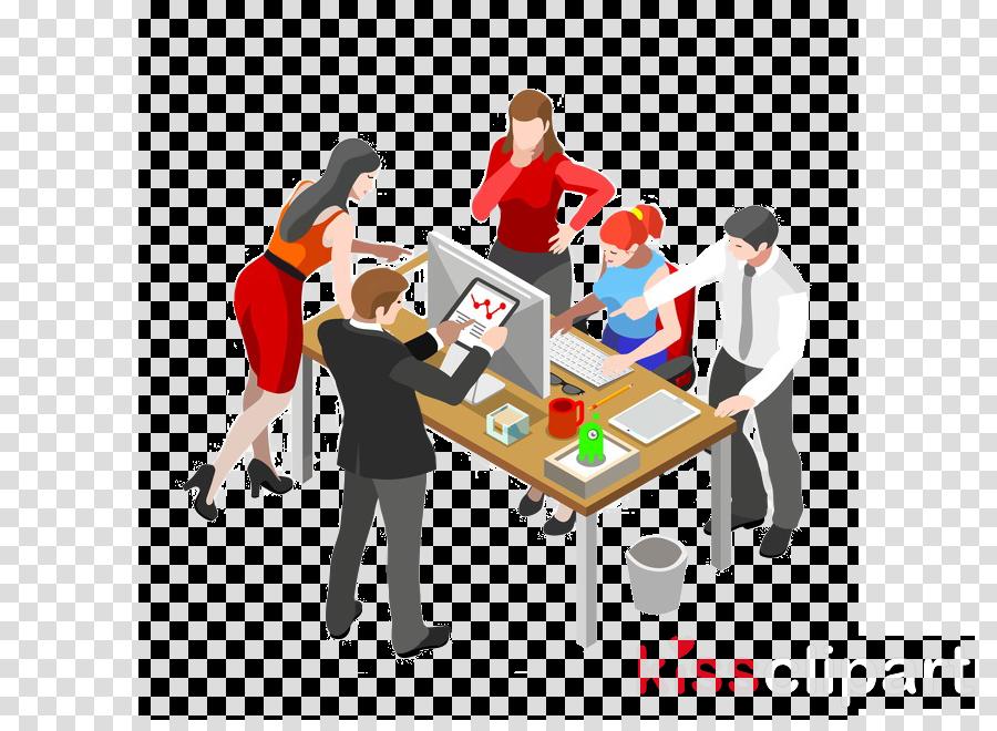 table team clip art job conversation